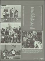 1990 Baird High School Yearbook Page 68 & 69