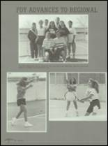 1990 Baird High School Yearbook Page 72 & 73