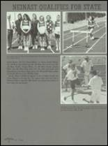 1990 Baird High School Yearbook Page 74 & 75