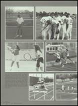1990 Baird High School Yearbook Page 82 & 83