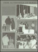 1990 Baird High School Yearbook Page 84 & 85