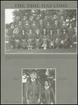 1990 Baird High School Yearbook Page 96 & 97