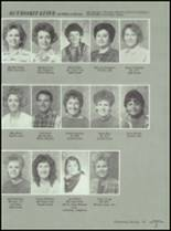 1990 Baird High School Yearbook Page 100 & 101