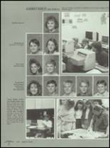 1990 Baird High School Yearbook Page 102 & 103
