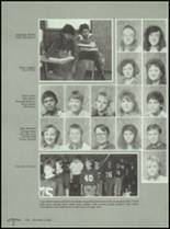 1990 Baird High School Yearbook Page 106 & 107