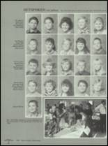 1990 Baird High School Yearbook Page 108 & 109