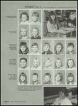 1990 Baird High School Yearbook Page 110 & 111