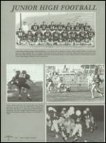 1990 Baird High School Yearbook Page 124 & 125