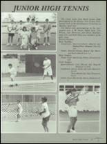 1990 Baird High School Yearbook Page 126 & 127