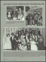1990 Baird High School Yearbook Page 130 & 131