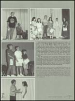 1990 Baird High School Yearbook Page 132 & 133