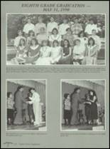 1990 Baird High School Yearbook Page 134 & 135