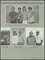 1990 Baird High School Yearbook Page 136 & 137