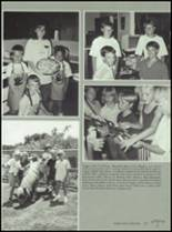 1990 Baird High School Yearbook Page 138 & 139