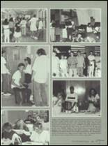 1990 Baird High School Yearbook Page 142 & 143