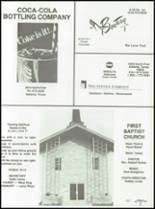 1990 Baird High School Yearbook Page 158 & 159