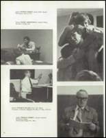 1981 Virginia Episcopal School Yearbook Page 14 & 15