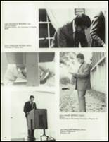 1981 Virginia Episcopal School Yearbook Page 20 & 21