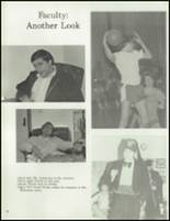 1981 Virginia Episcopal School Yearbook Page 22 & 23
