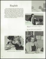 1981 Virginia Episcopal School Yearbook Page 24 & 25
