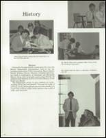 1981 Virginia Episcopal School Yearbook Page 28 & 29