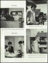 1981 Virginia Episcopal School Yearbook Page 40 & 41