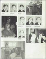 1981 Virginia Episcopal School Yearbook Page 52 & 53