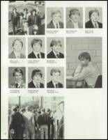 1981 Virginia Episcopal School Yearbook Page 54 & 55