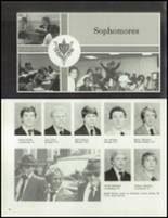 1981 Virginia Episcopal School Yearbook Page 56 & 57