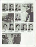 1981 Virginia Episcopal School Yearbook Page 58 & 59