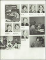 1981 Virginia Episcopal School Yearbook Page 66 & 67