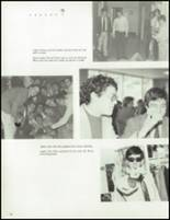 1981 Virginia Episcopal School Yearbook Page 98 & 99