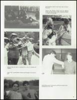1981 Virginia Episcopal School Yearbook Page 100 & 101