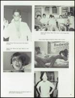 1981 Virginia Episcopal School Yearbook Page 102 & 103