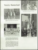 1981 Virginia Episcopal School Yearbook Page 106 & 107