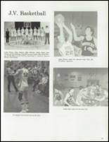 1981 Virginia Episcopal School Yearbook Page 108 & 109