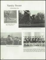 1981 Virginia Episcopal School Yearbook Page 112 & 113