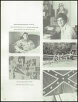1981 Virginia Episcopal School Yearbook Page 122 & 123