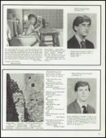 1981 Virginia Episcopal School Yearbook Page 128 & 129