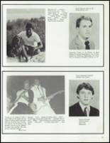 1981 Virginia Episcopal School Yearbook Page 130 & 131