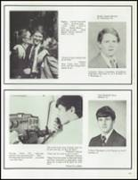 1981 Virginia Episcopal School Yearbook Page 134 & 135