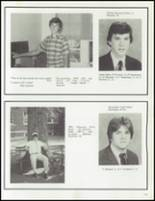 1981 Virginia Episcopal School Yearbook Page 136 & 137