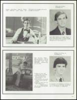 1981 Virginia Episcopal School Yearbook Page 140 & 141