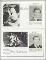 1981 Virginia Episcopal School Yearbook Page 142 & 143