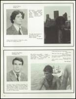 1981 Virginia Episcopal School Yearbook Page 148 & 149