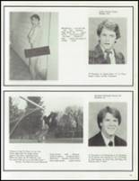 1981 Virginia Episcopal School Yearbook Page 150 & 151