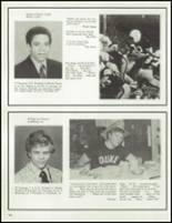 1981 Virginia Episcopal School Yearbook Page 152 & 153