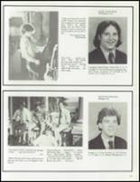 1981 Virginia Episcopal School Yearbook Page 154 & 155