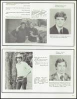 1981 Virginia Episcopal School Yearbook Page 156 & 157