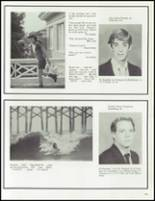 1981 Virginia Episcopal School Yearbook Page 158 & 159